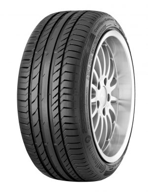 295/40R19 ContiSportContact 5 CONTINENTAL