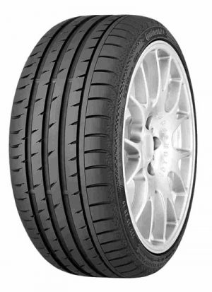 295/30ZR19 ContiSportContact 3 CONTINENTAL